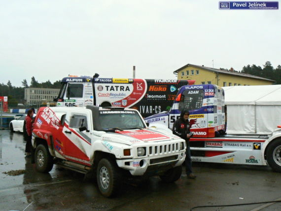 UltimateDakar starts the season in Poland