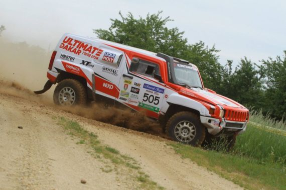 Unlucky start at Riverside Baja