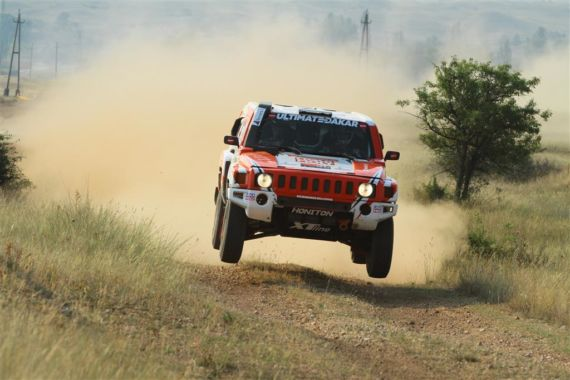World Cup continues in Poland for Ultimate Dakar