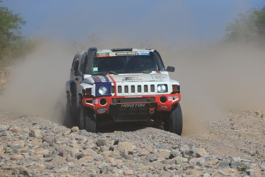 Successful finish for Ourednicek and Vaculik in 2016 Dakar Rally