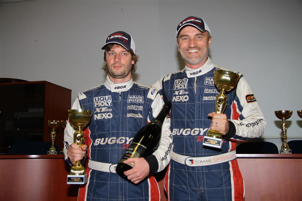 Category victory for Buggyra Ultimate Dakar