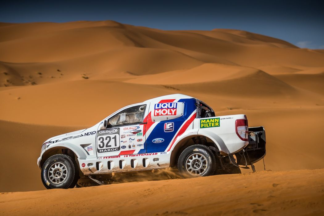 Broken gearbox deprived Buggyra Ultimate Dakar of a good result