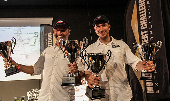 South Racing CE scores its first victory in Morocco