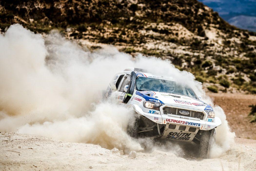 Co-driver David Kripal returns to racing at Hungarian Baja