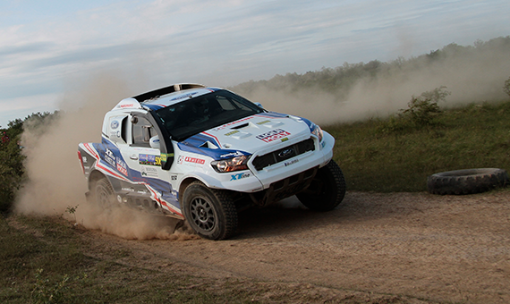 South Racing CE ready for 34th Baja Aragon