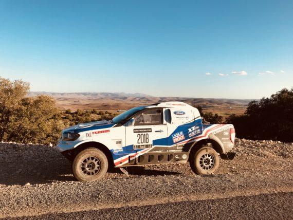 Rallye OiLybia Maroc