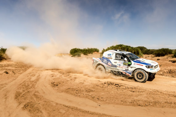 Gallery picture Rallye OiLybia Maroc 2017