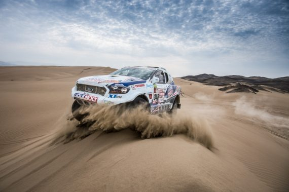 Gallery picture Dakar 2018 - stage 2