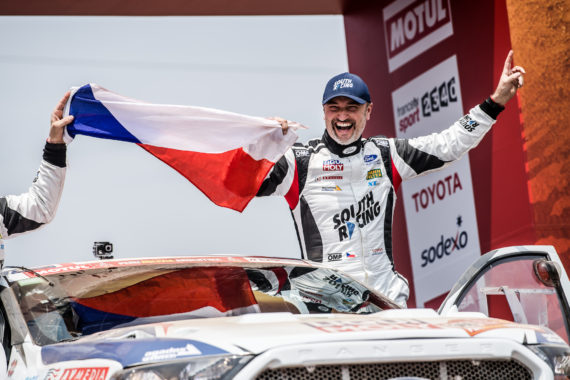 Gallery picture Dakar 2018 - stage 1
