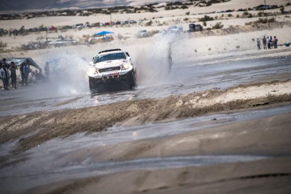 Dakar 2018 - stage 11