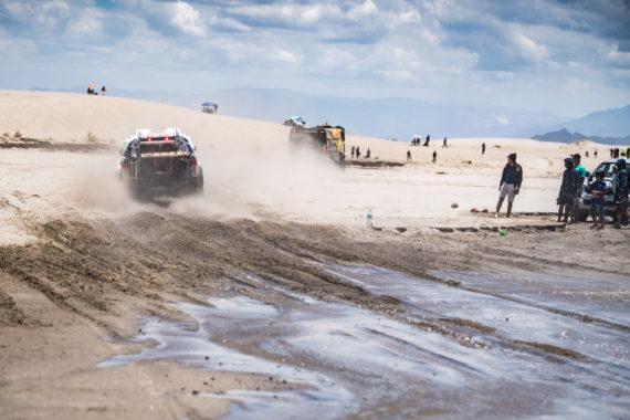 Obrázek galerie Dakar 2018 - stage 11