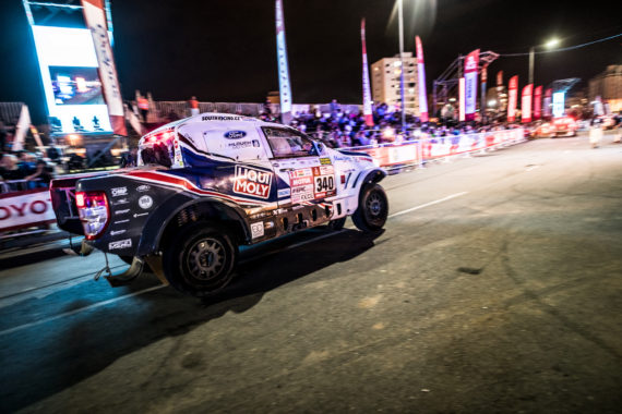 Gallery picture Dakar 2018 - stage 14