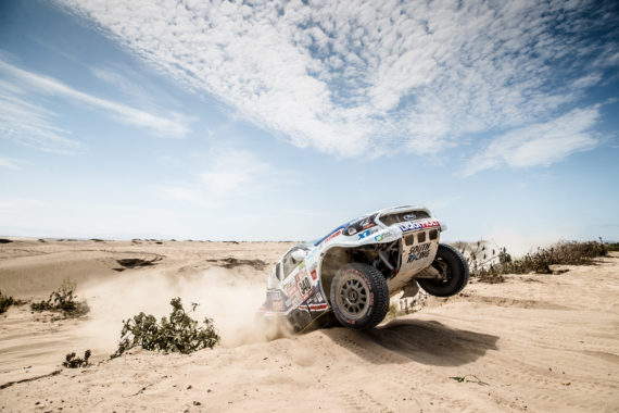 Gallery picture Dakar 2018 - stage 4