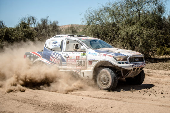 Gallery picture Dakar 2018 - stage 13