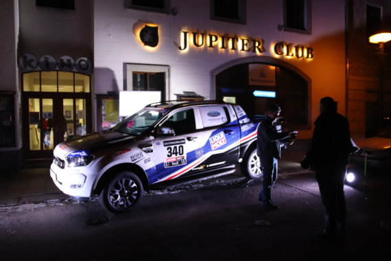 Obrázek galerie We have finished the most difficult Dakar
