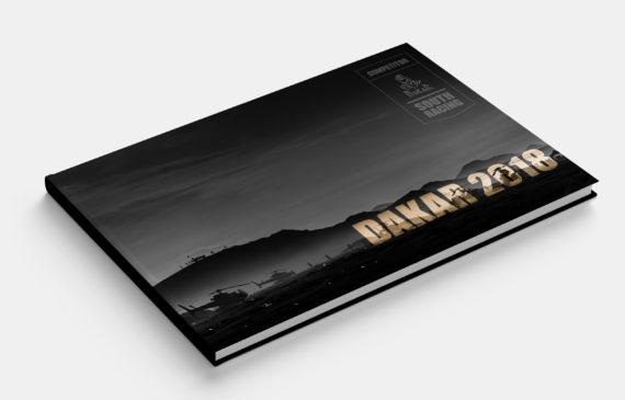 Photobook DAKAR 2018 for sale