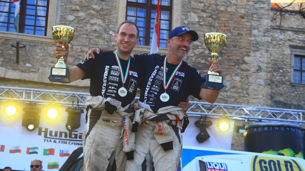 Victory for Ourednicek and Kripal in Hungarian Baja