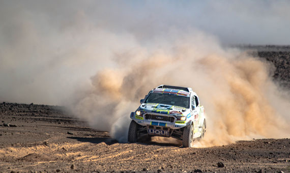 Ourednicek and Kripal make huge step forward in nightmare stage