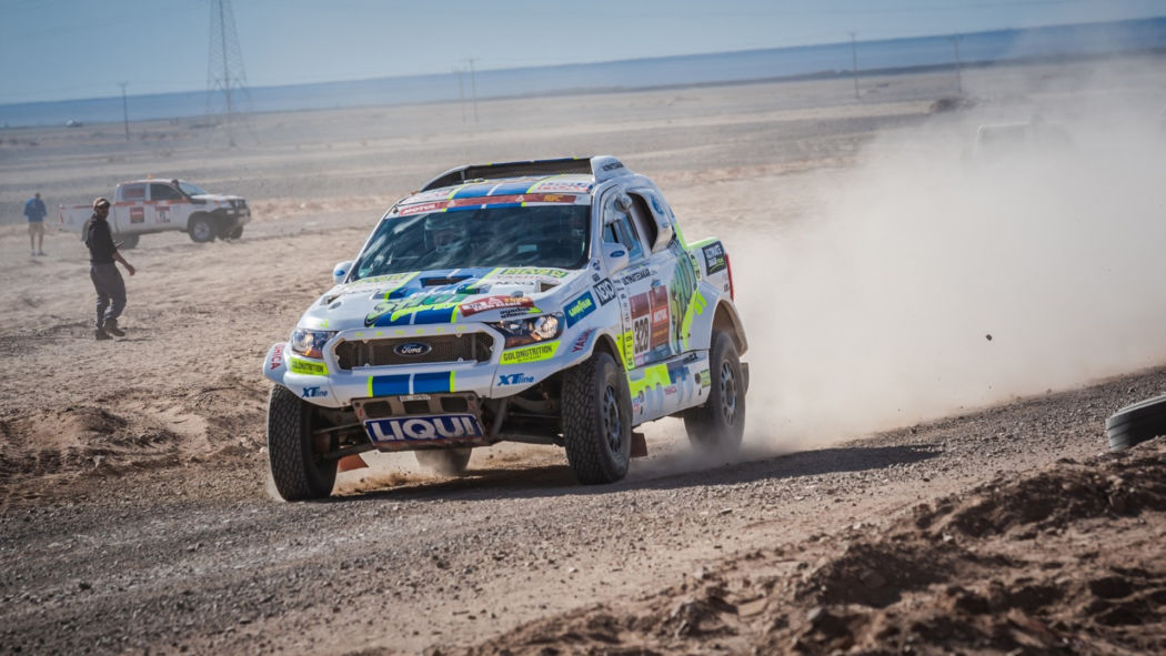Stage 3 brings great result for Ourednicek and Kripal