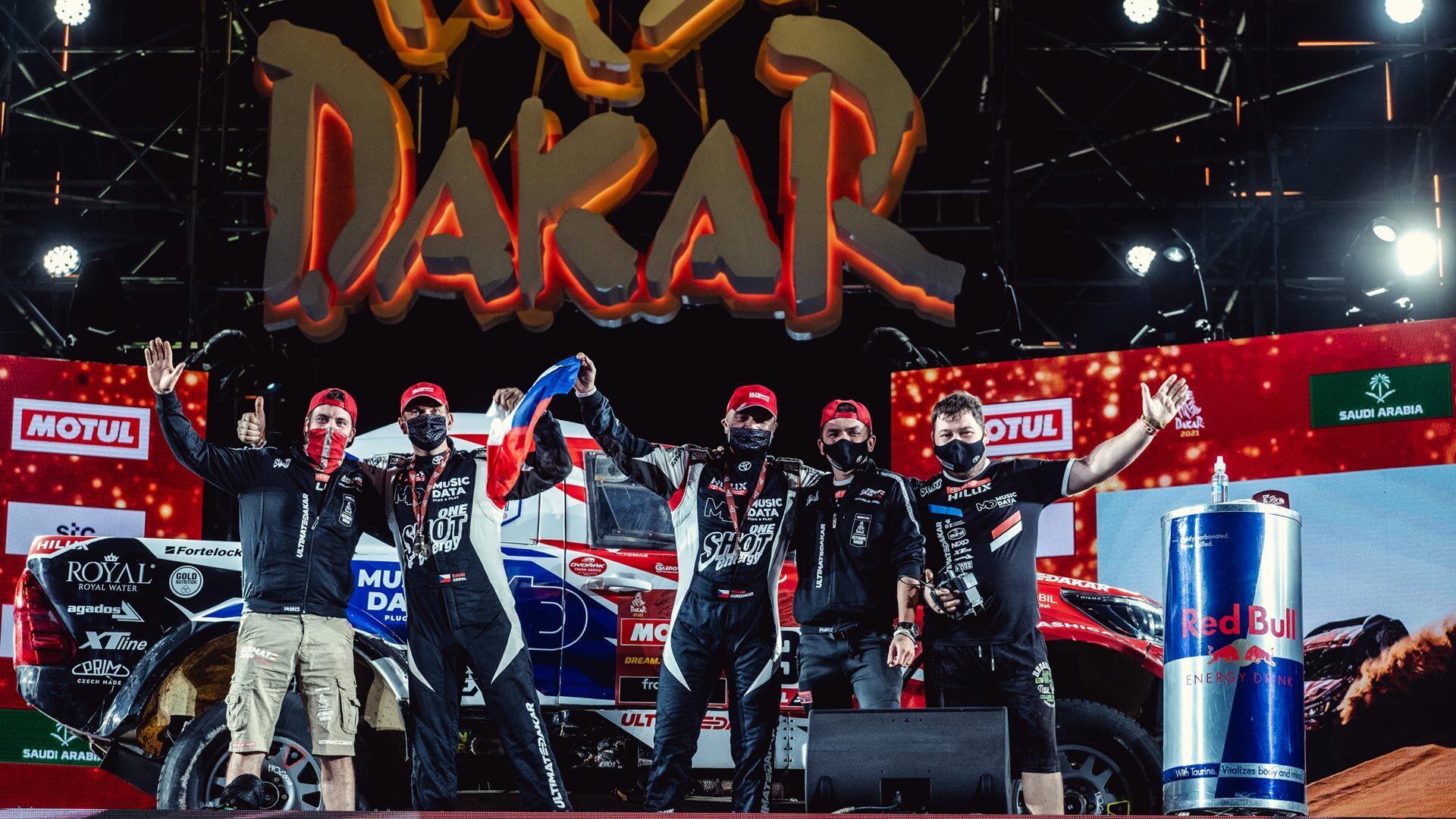 Dakar 2021: Another successful finish