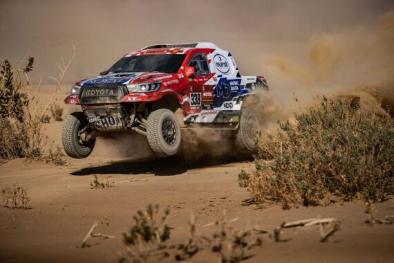 Gallery picture Dakar 2021: Another successful finish